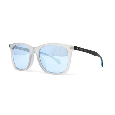 Men's 1100FS Sunglasses // Matte Gray + Black