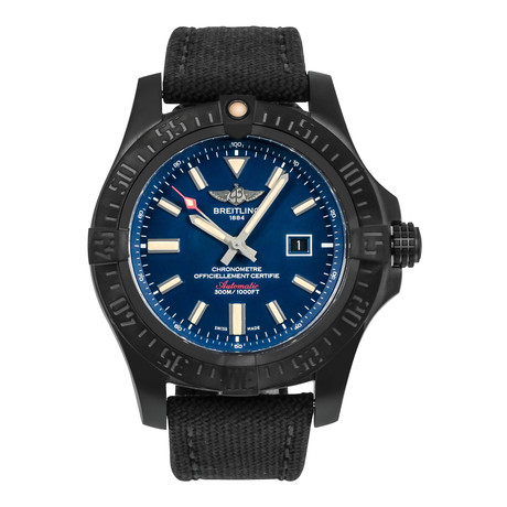 Breitling Avenger Blackbird Automatic // V173104A/CA23 // Store Display