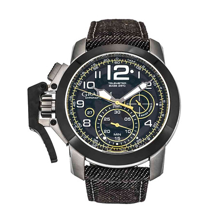 Graham Chronofighter Oversize Target Automatic // 2CCAC.B16A // Store Display