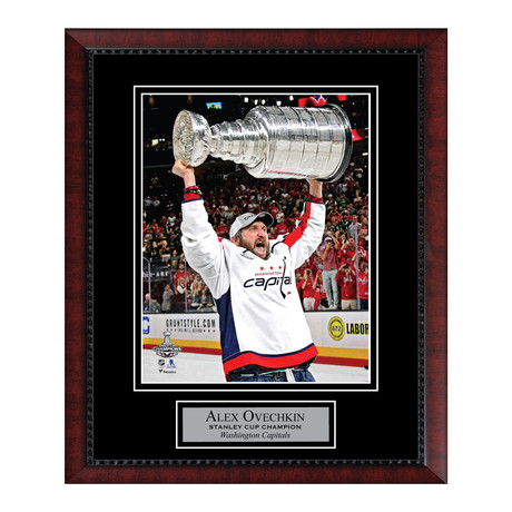 Alex Ovechkin // Framed // Unsigned