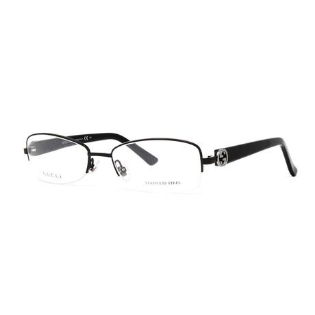 Women's GG2906 Optical Frames // Black