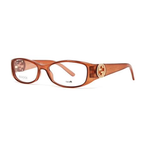 Women's GG3186 Optical Frames // Pink