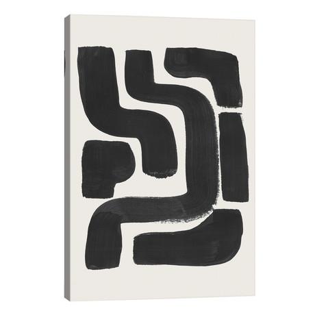 """Ink Maze // EnShape (26""""W x 40""""H x 1.5""""D)"""