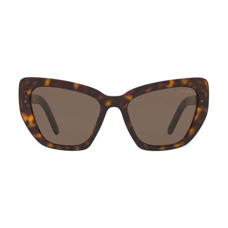 Women's PR08VS-2AU8C155 Fashion Sunglasses // Havana