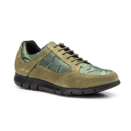 Luchaca Serie Sneakers // Green (Euro: 40)