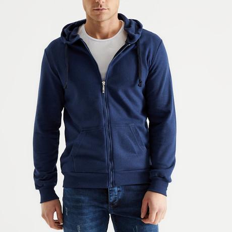 Diablo Sweatshirt // Navy Blue (S)
