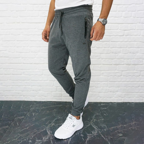 Venice Track Pant // Anthracite (S)