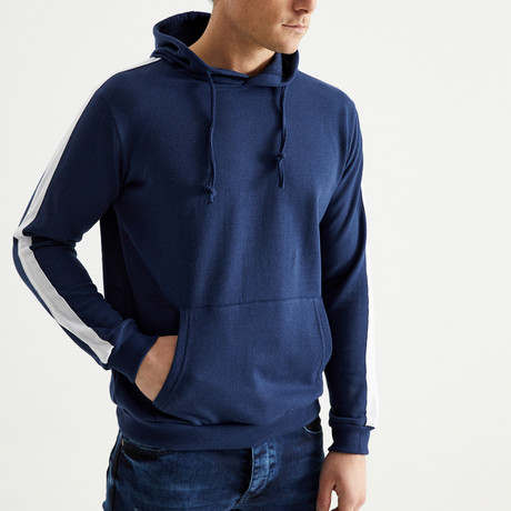 Denali Sweatshirt // Navy Blue (S)