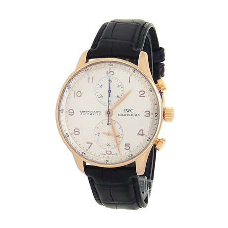 IWC Portuguese Automatic // IW371480 // Pre-Owned