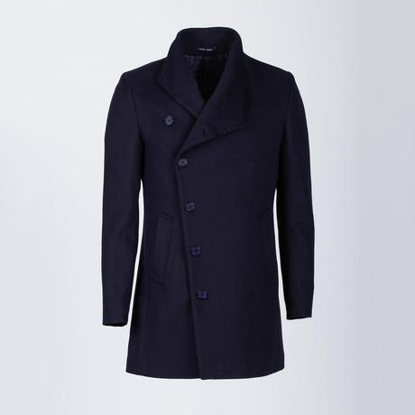 Calistoga Coat // Dark Blue (Euro: 46)