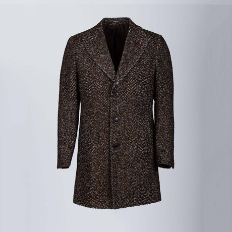 Sacramento Wool Coat // Camel (Euro: 46)