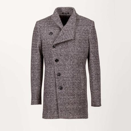 Livermore Wool Coat // Black (Euro: 46)