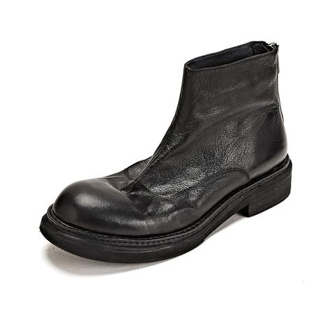 Octavio Calf Leather Boots // Black (Size 39)