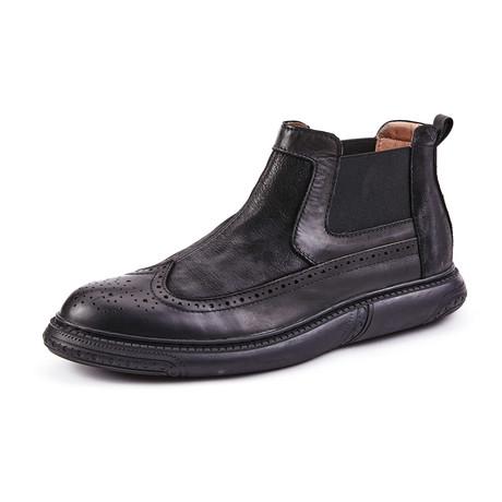 Eugene Lambskin Boots // Black (Size 39)
