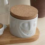 Storage Jar // Cheerful // 30 Fl. Oz.