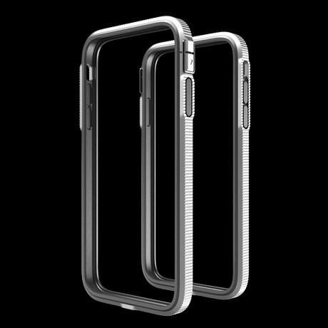 XTREME-12 // Gunmetal Silver (iPhone 12 / 12 Pro)