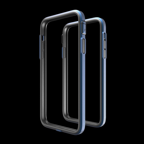 XTREME-12 // Indigo Blue (iPhone 12 / 12 Pro)
