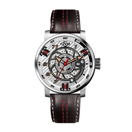 GV2 Motorcycle Swiss Automatic // 1314