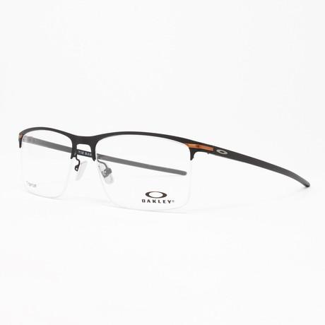 Oakley // Men's Tie Bar 0.5 OX5140 Optical Frames // Satin Black