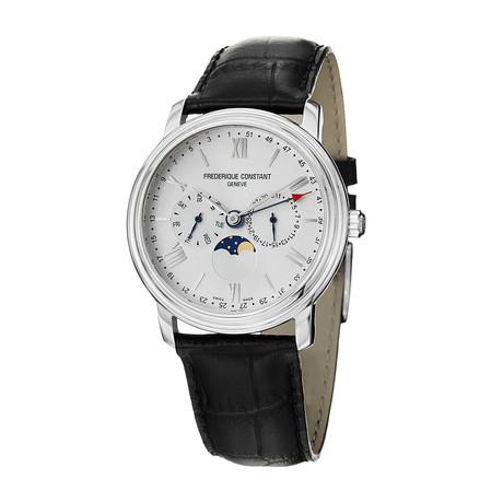 Frédérique Constant Business Time Quartz // FC-270SW4P6