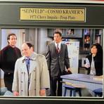 Seinfeld // Kramer's Chevy Impala // Replica License Plate Display
