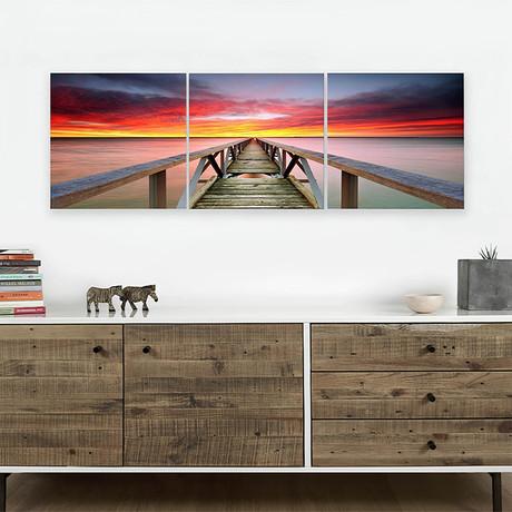 Pier in Splendid Sun