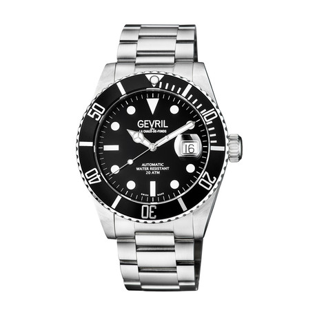 Gevril Wall Street Swiss Automatic // 4858A