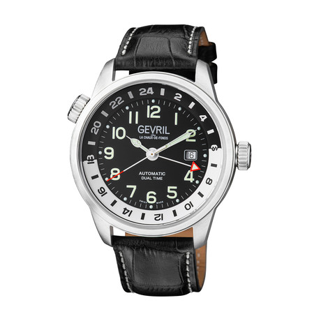 Gevril Canal St Swiss Automatic // 46009