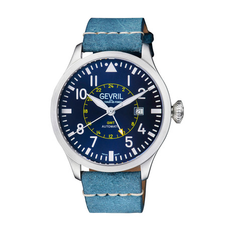 Gevril Vaughn Swiss Automatic // 44504