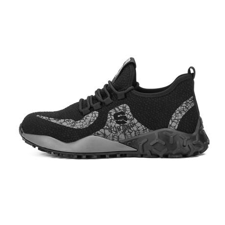 S Series // Black + Gray (US: 5.5)