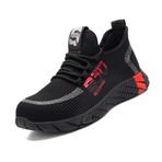 S Series // Black + Red (US: 6)