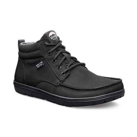 Boulder Boot Mid // Jet Black (Size M3.5/W5)
