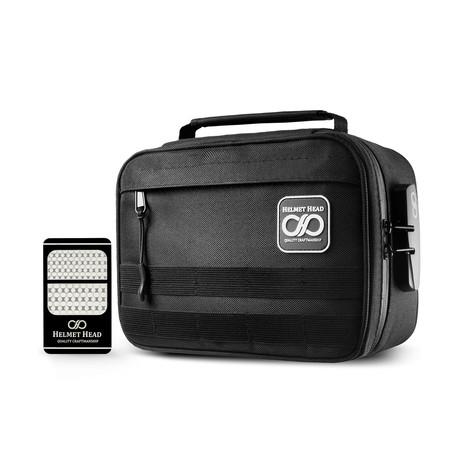 Smell Proof Case // Kb24 Black + Grinder Card