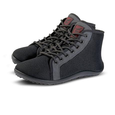 Active Plus High Cut Sneaker // Black (EU Size 39)