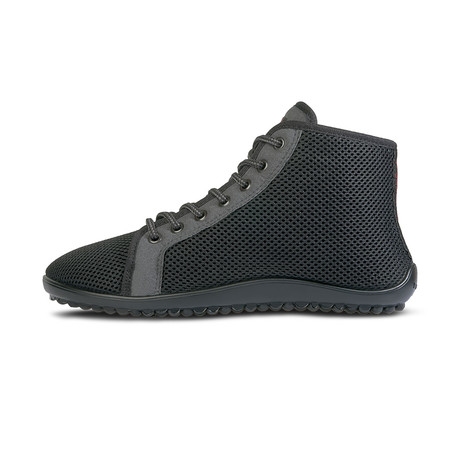 Active Plus High Cut Sneaker // Black (Size 36)