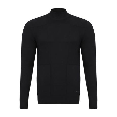 Harden Pullover // Black (S)