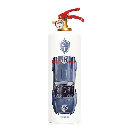 Safe-T Designer Fire Extinguisher // Cobra