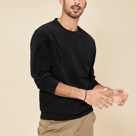 Bradley Sweater // Black (M)