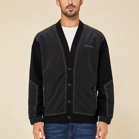 Finnegan Jacket // Black (M)