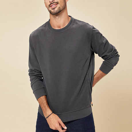 Oliver Sweater // Charcoal (M)
