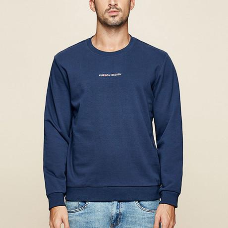 Sullivan Sweater // Navy (M)