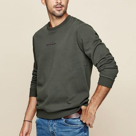 Sullivan Sweater // Green (M)