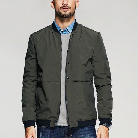 Beckham Jacket // Green (S)