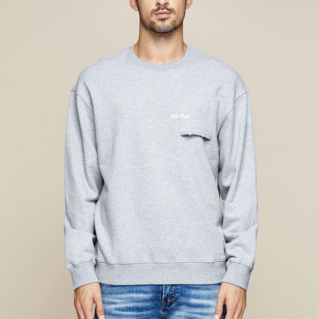 Dylan Sweater // Gray (M)