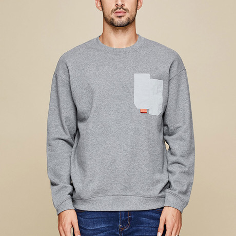 Nathan Sweater // Gray (M)