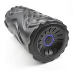Rechargeable Vibrating High Density Foam Roller // Black