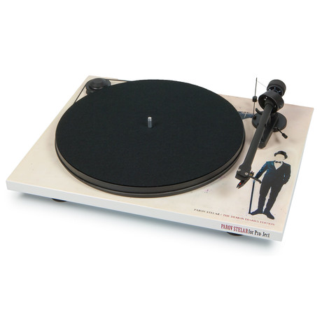 Essential II // White Demon Turntable // White