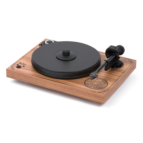2Xperience SB // Sgt. Pepper Turntable // Walnut