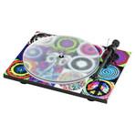 Essential III // Ringo Starr Peace + Love Turntable // Multicolor