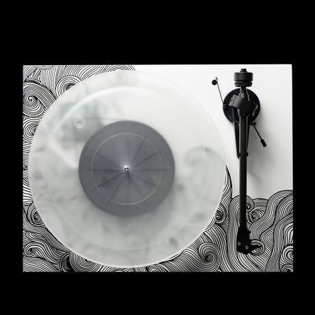Debut Carbon Esprit // PS01 Wave Turntable // White